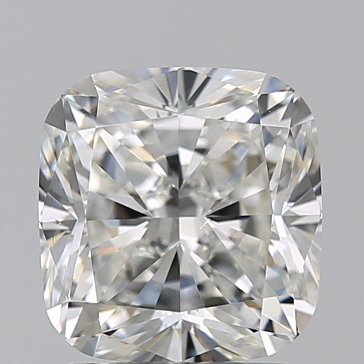 2.02 Carat Cushion Brilliant Diamond (H/VS2)