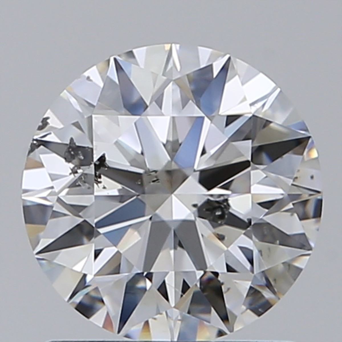1.07 Carat Round Brilliant Diamond (E/SI2)
