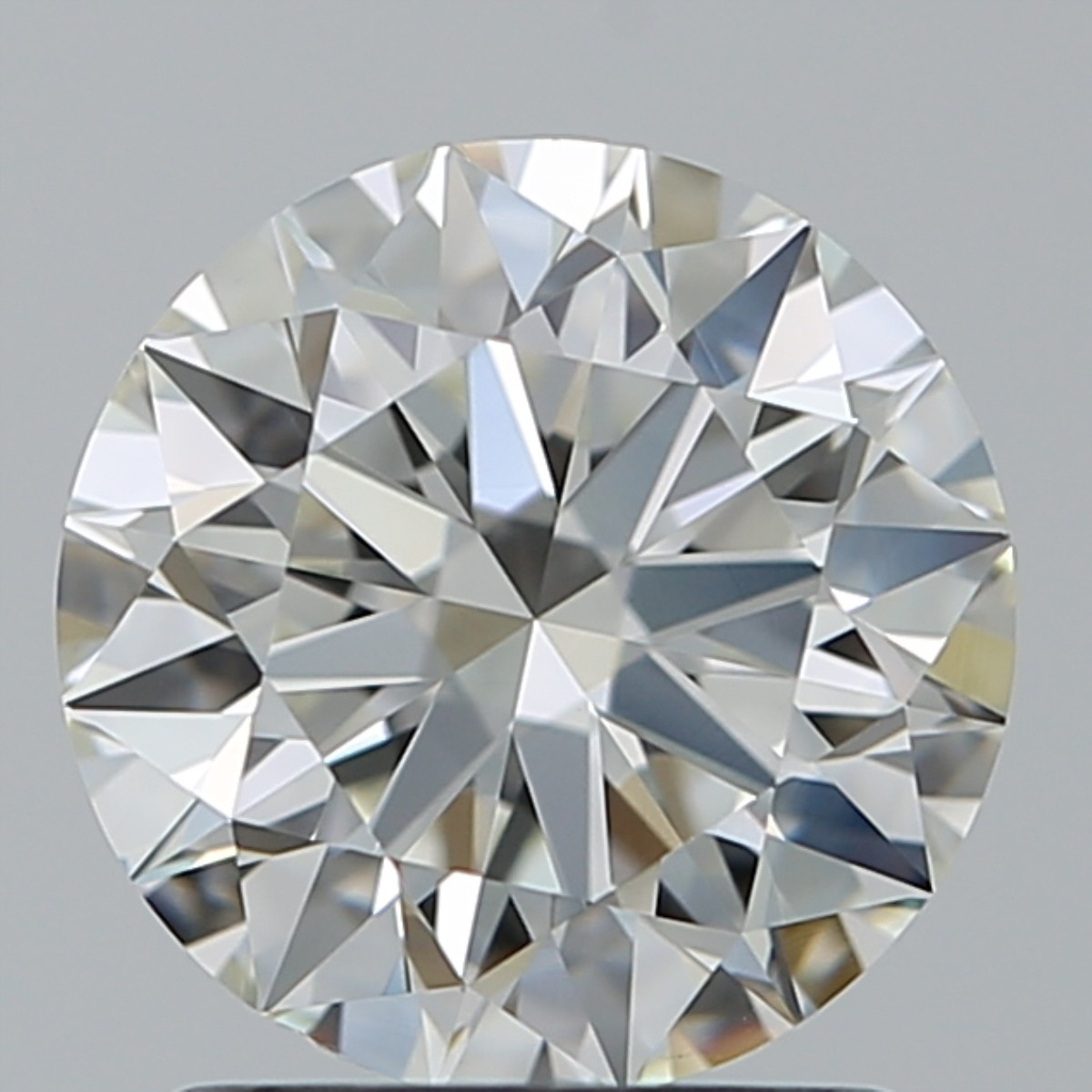 1.51 Carat Round Brilliant Diamond (I/VS1)