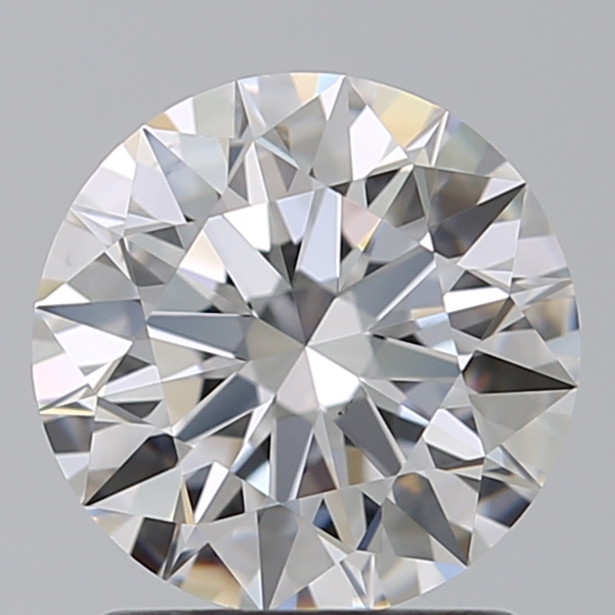 1.41 Carat Round Brilliant Diamond (D/VS2)
