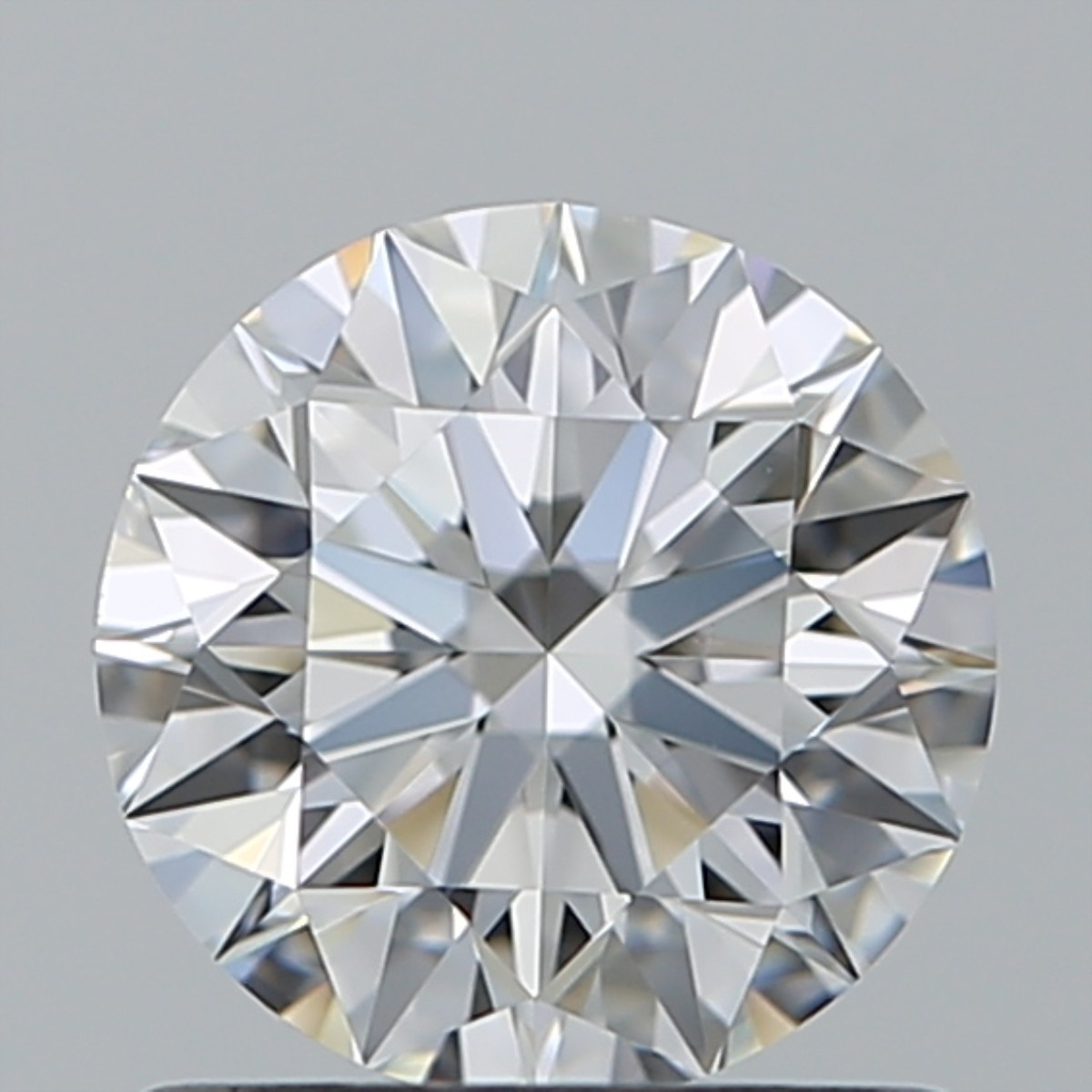 0.90 Carat Round Brilliant Diamond (E/VS1)