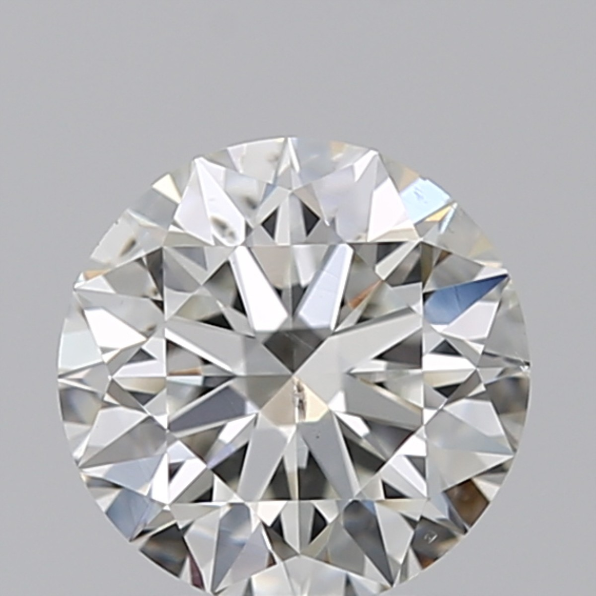0.80 Carat Round Brilliant Diamond (G/SI2)