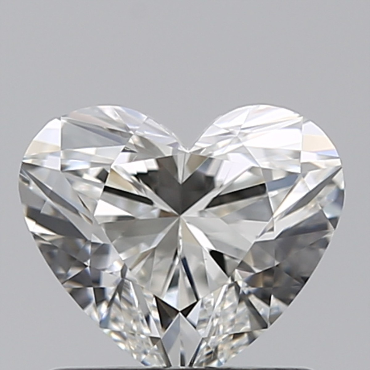 0.80 Carat Heart Diamond (G/VS2)