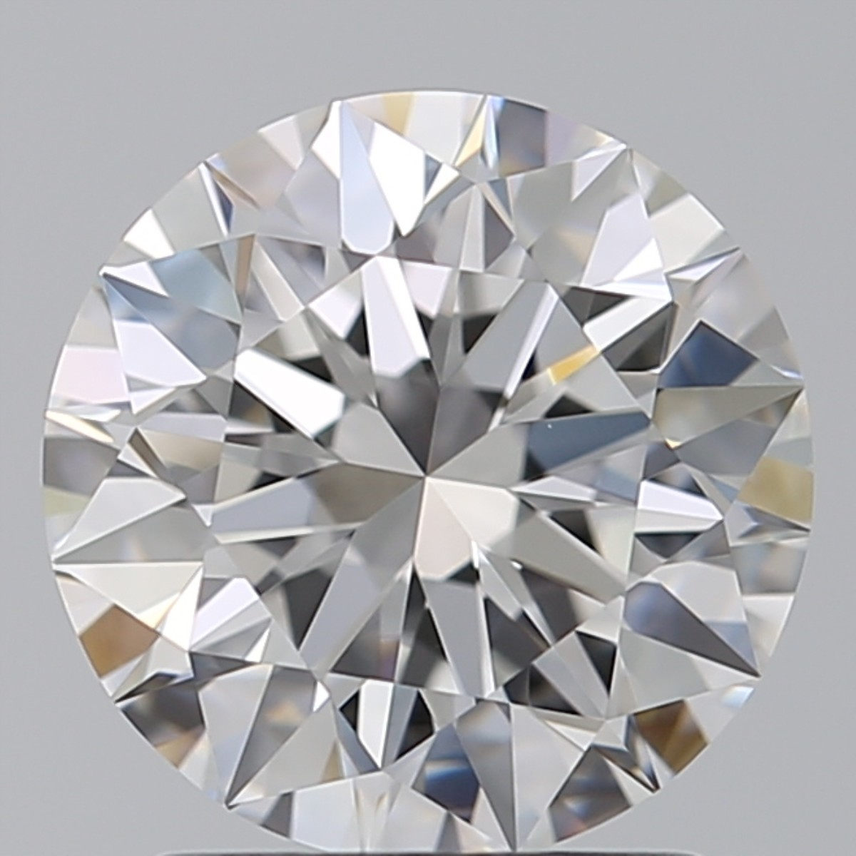 1.70 Carat Round Brilliant Diamond (D/VS1)
