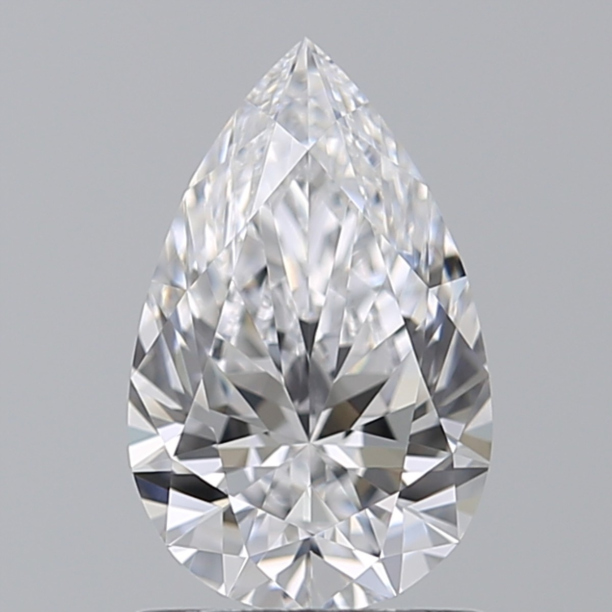 1.10 Carat Pear Diamond (D/FL)