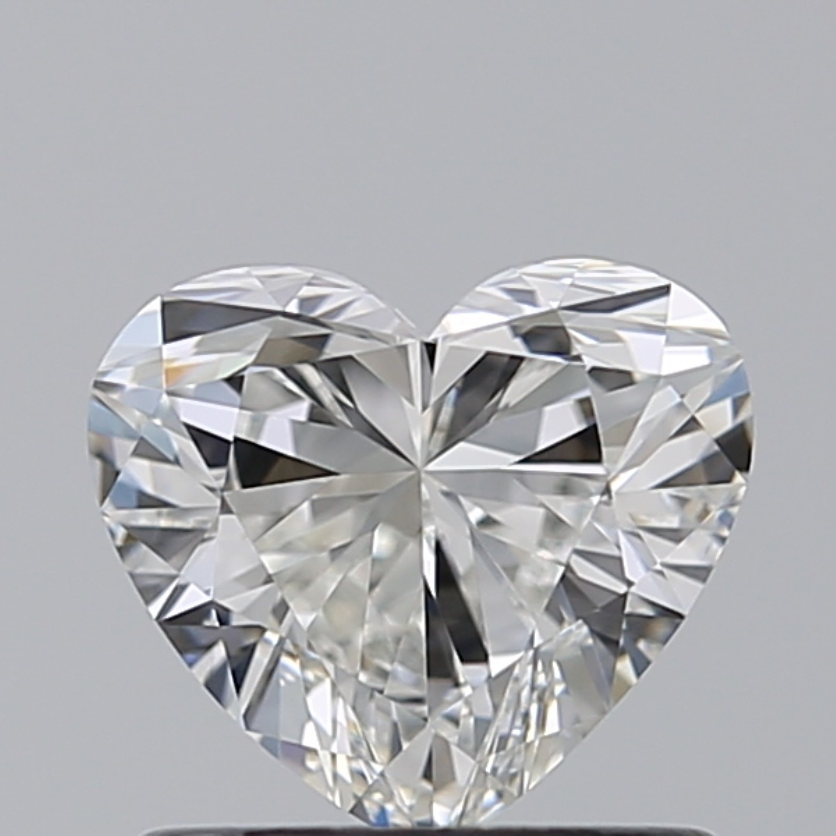 0.80 Carat Heart Diamond (G/VVS1)