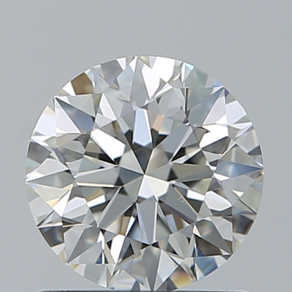 0.90 Carat Round Brilliant Diamond (H/VS2)