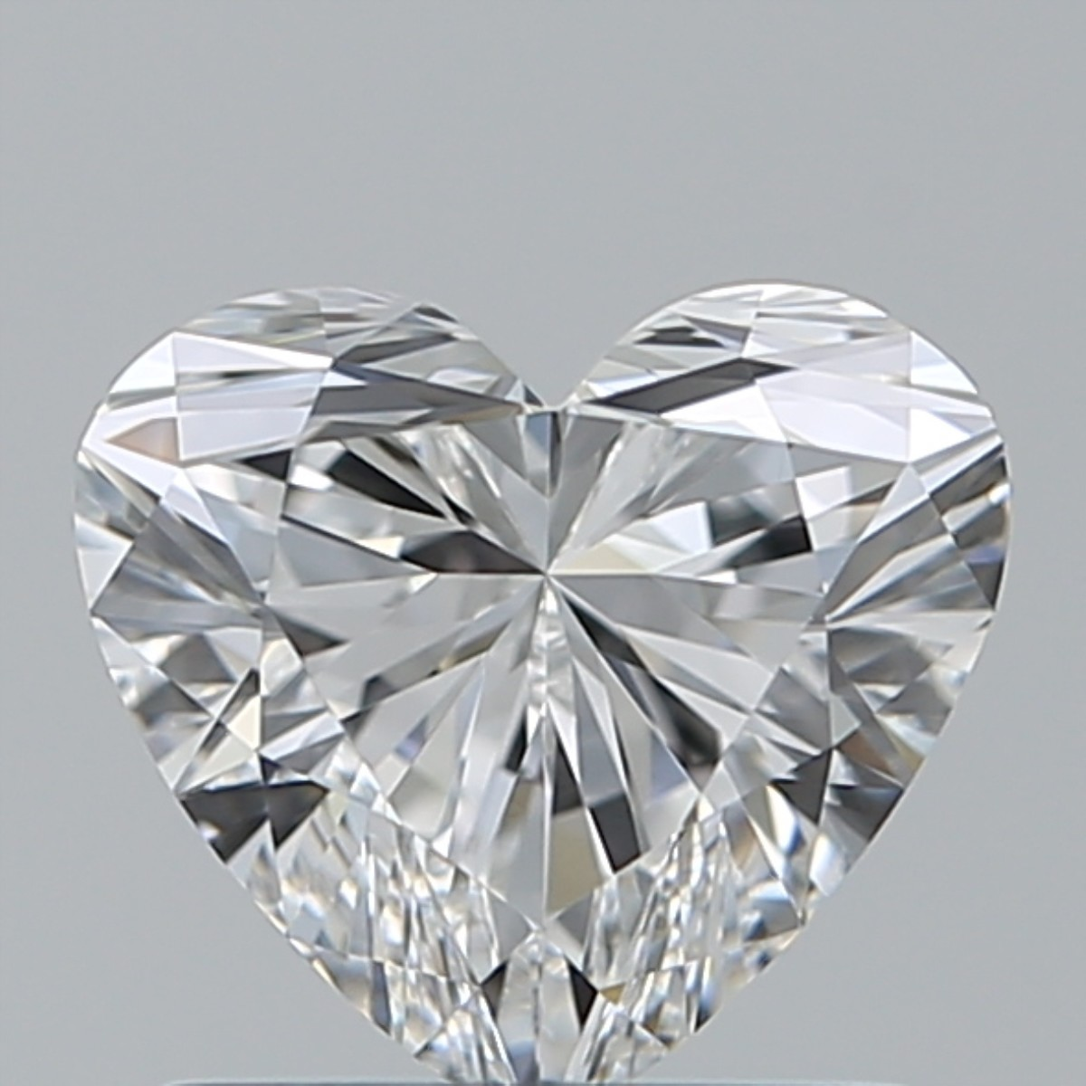 0.90 Carat Heart Diamond (E/IF)