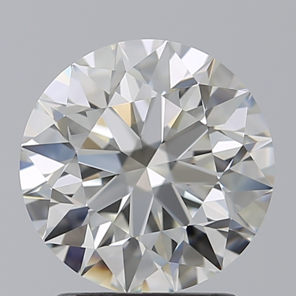 2.01 Carat Round Brilliant Diamond (I/VVS1)