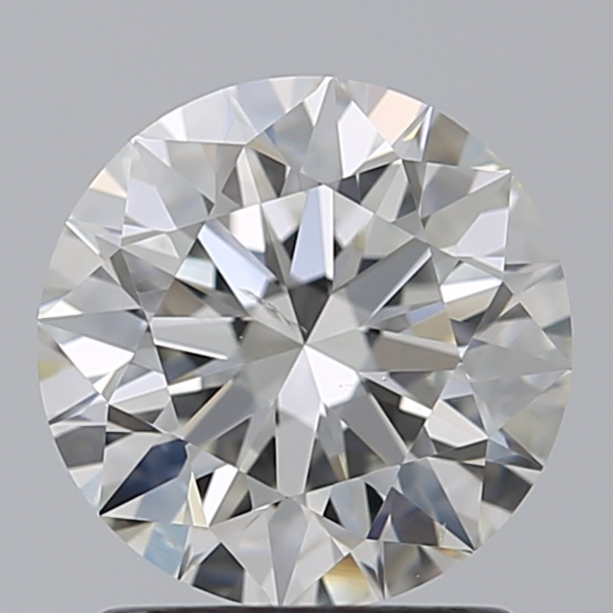 1.50 Carat Round Brilliant Diamond (H/SI1)