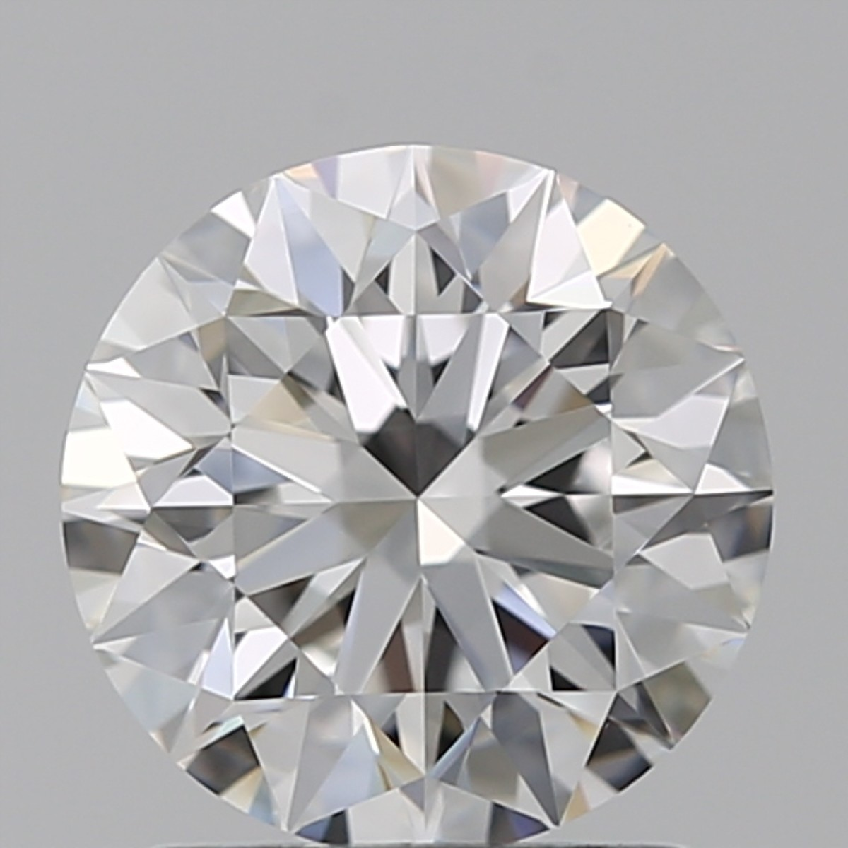 1.29 Carat Round Brilliant Diamond (E/VVS2)