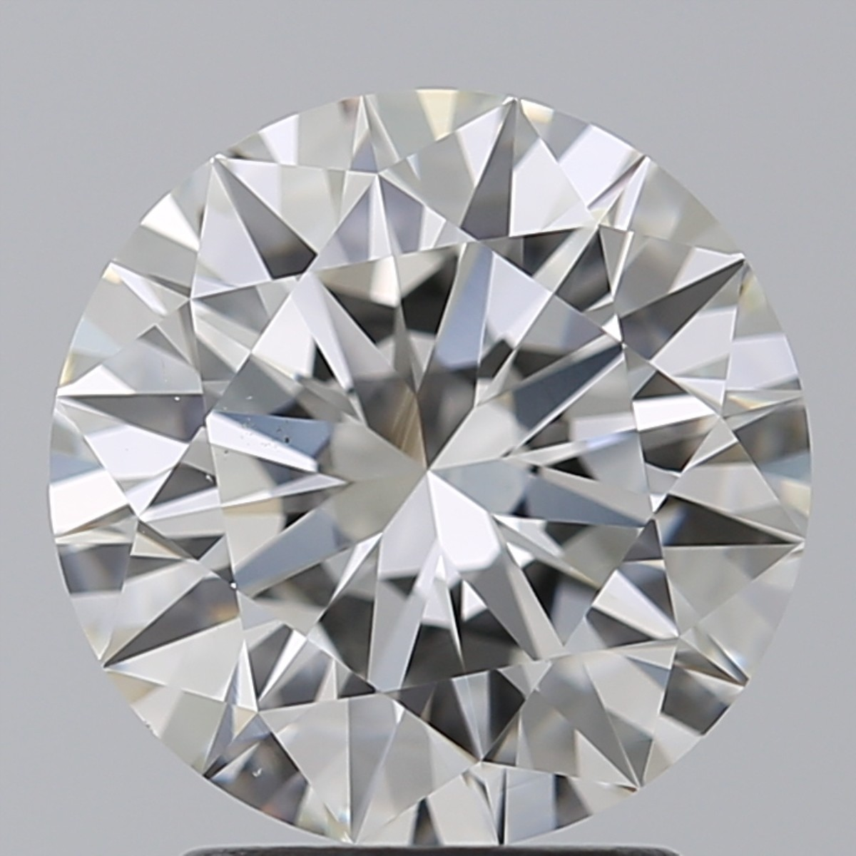 2.45 Carat Round Brilliant Diamond (H/VS2)