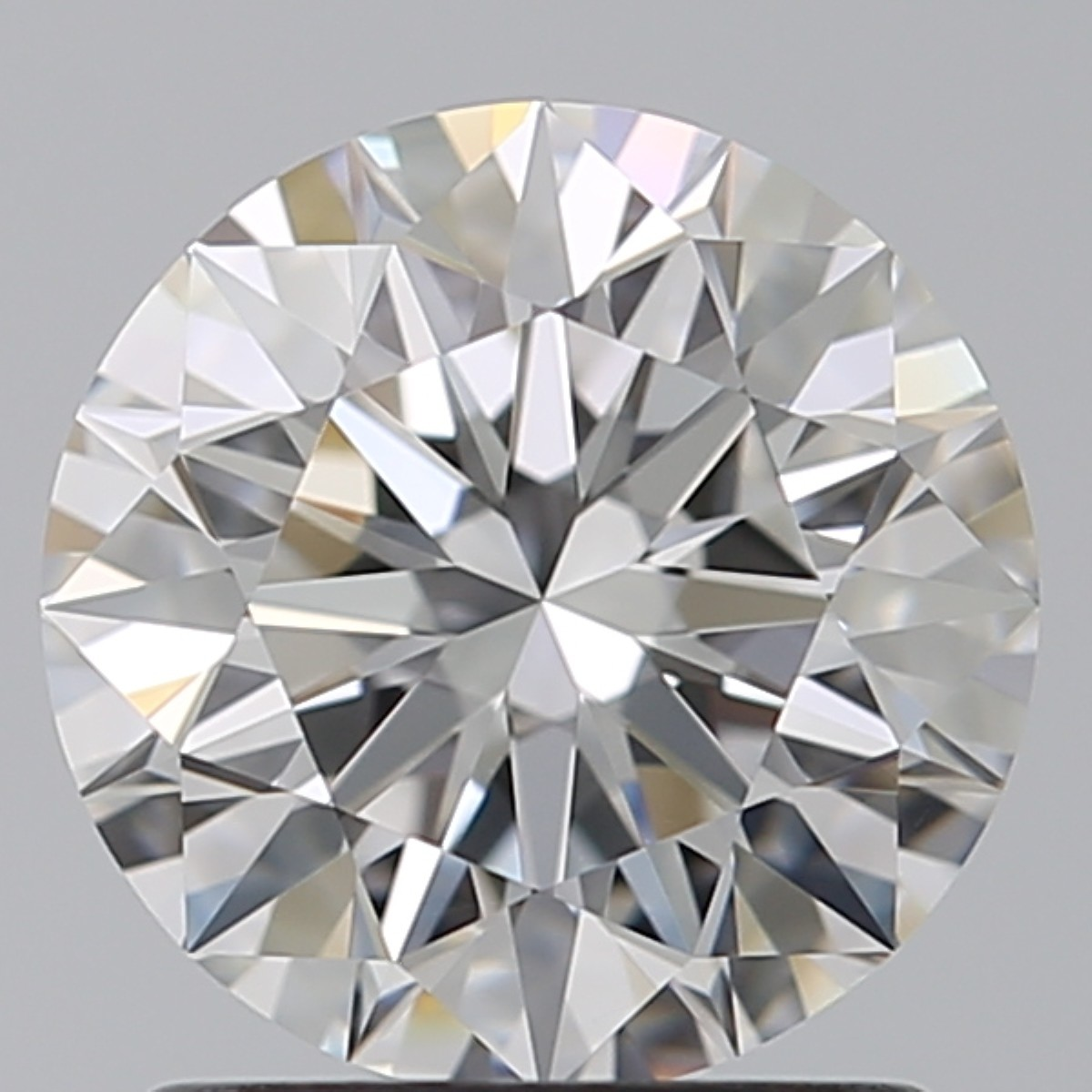 1.35 Carat Round Brilliant Diamond (E/IF)