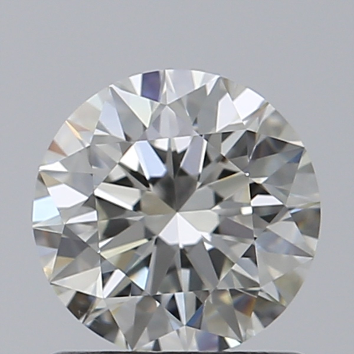 0.90 Carat Round Brilliant Diamond (I/VS1)