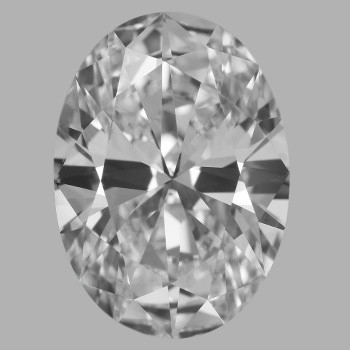 1.73 Carat Oval Diamond (D/IF)