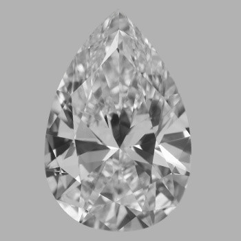 1.80 Carat Pear Diamond (D/IF)