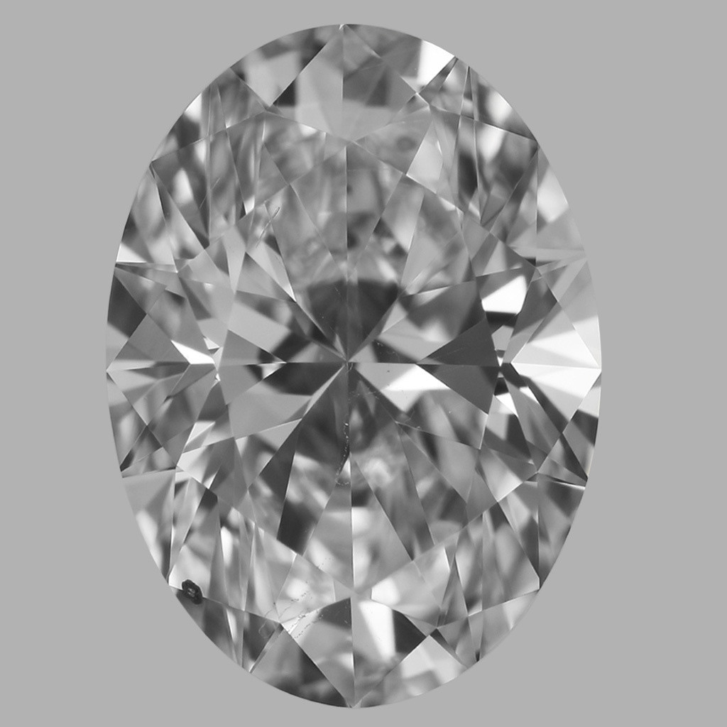 1.06 Carat Oval Diamond (E/SI1)