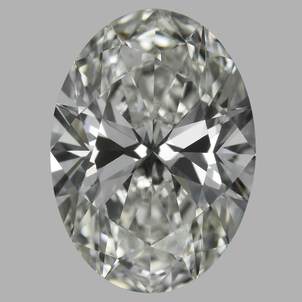2.24 Carat Oval Diamond (I/VVS1)