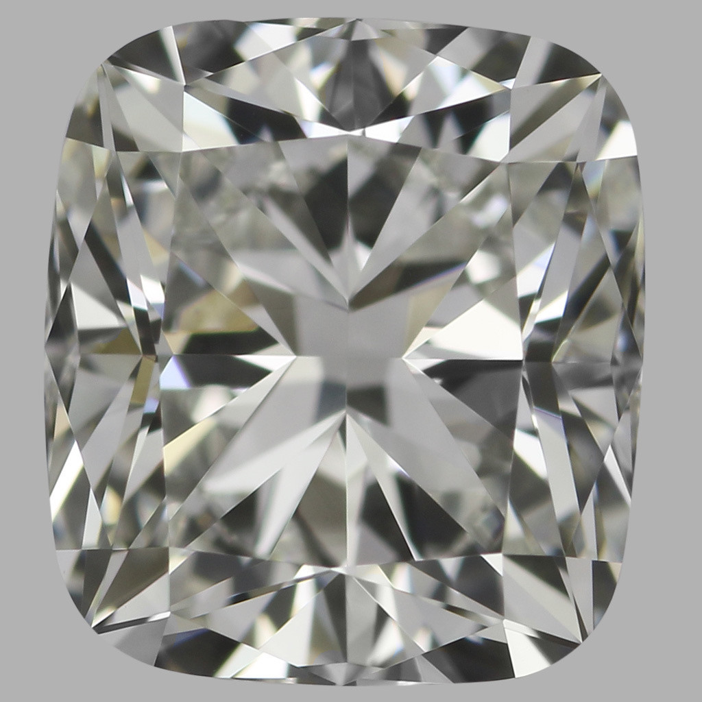 0.75 Carat Cushion Diamond (H/VVS1)