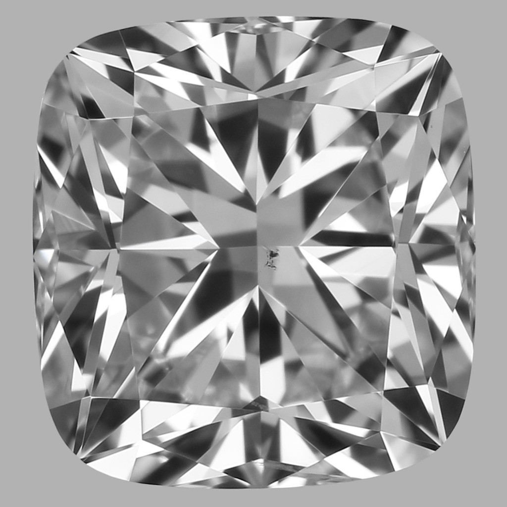 0.75 Carat Cushion Diamond (F/VS2)