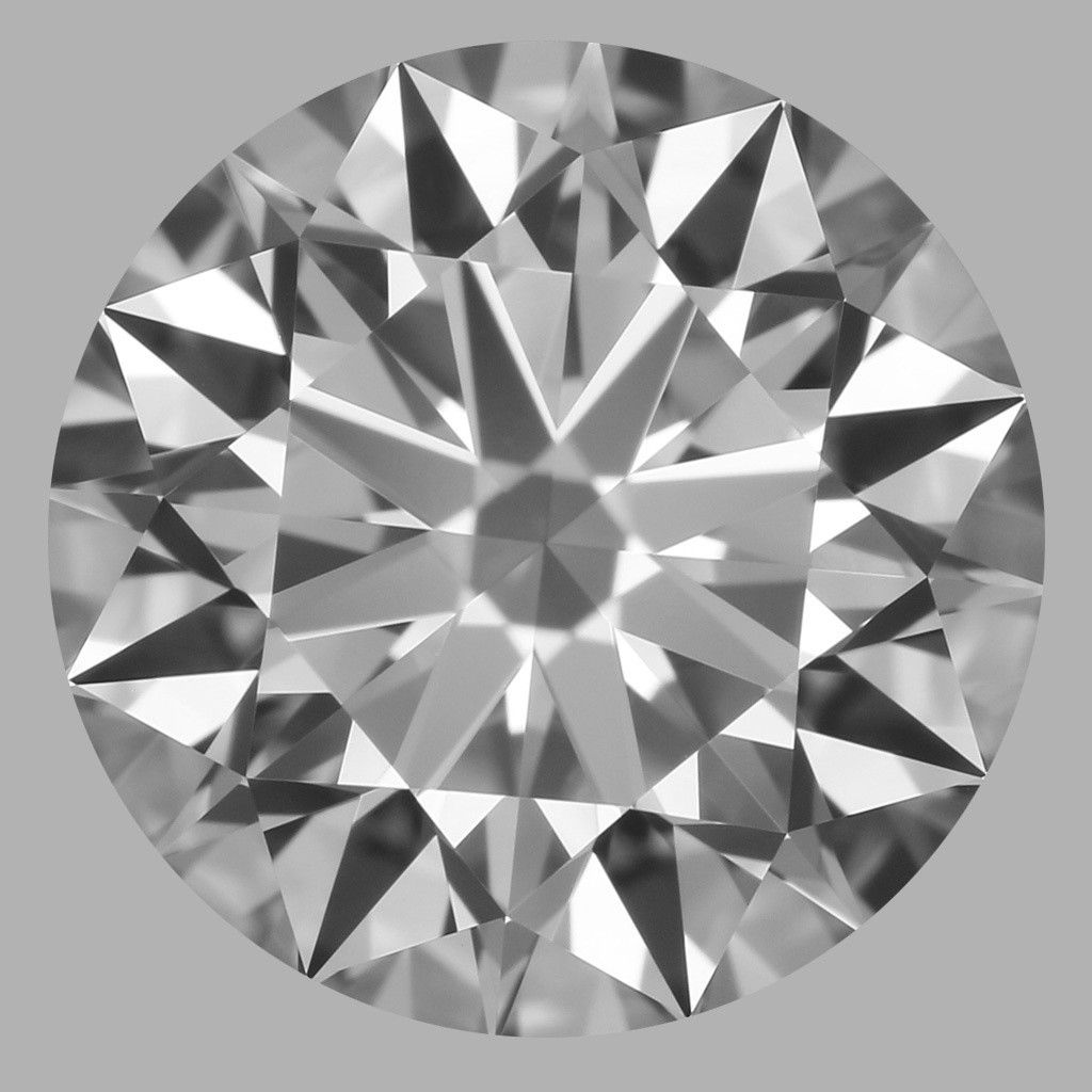 1.63 Carat Round Brilliant Diamond (E/IF)