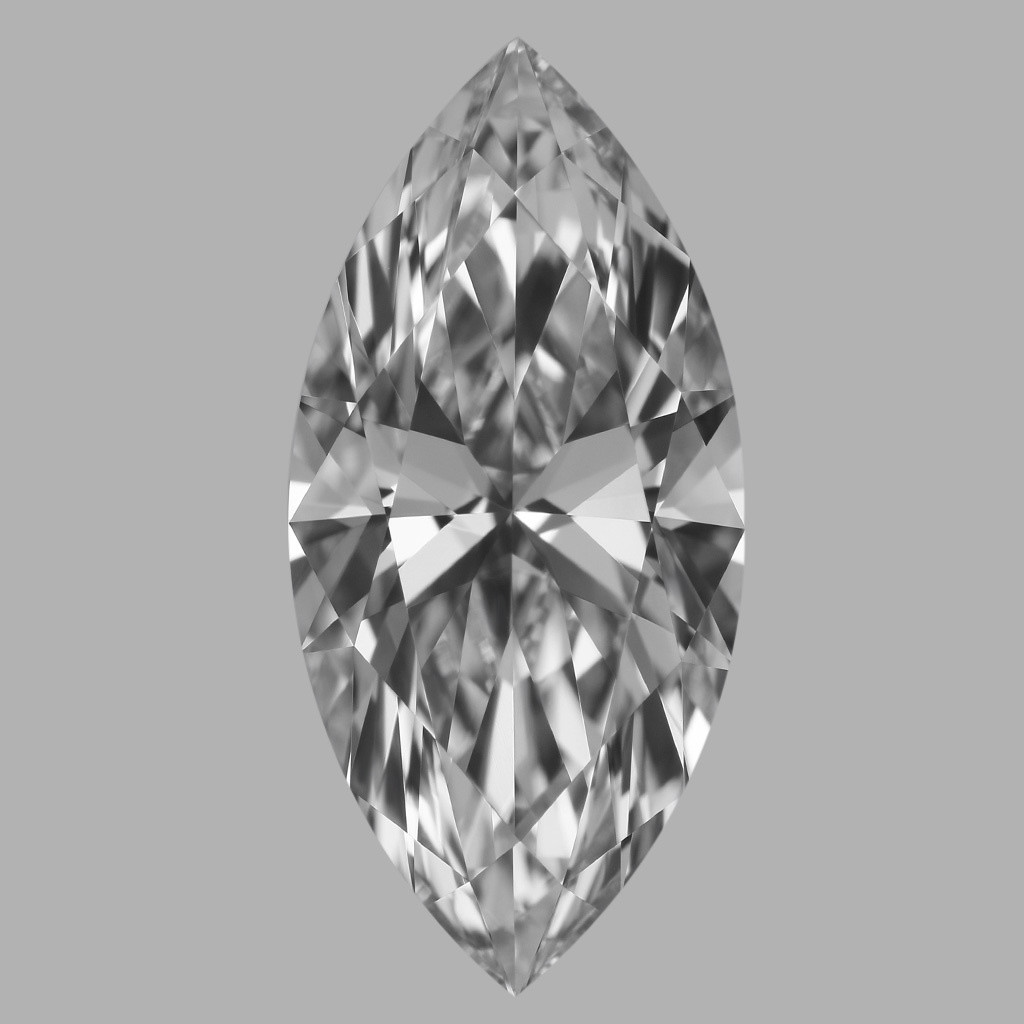1.23 Carat Marquise Diamond (E/IF)