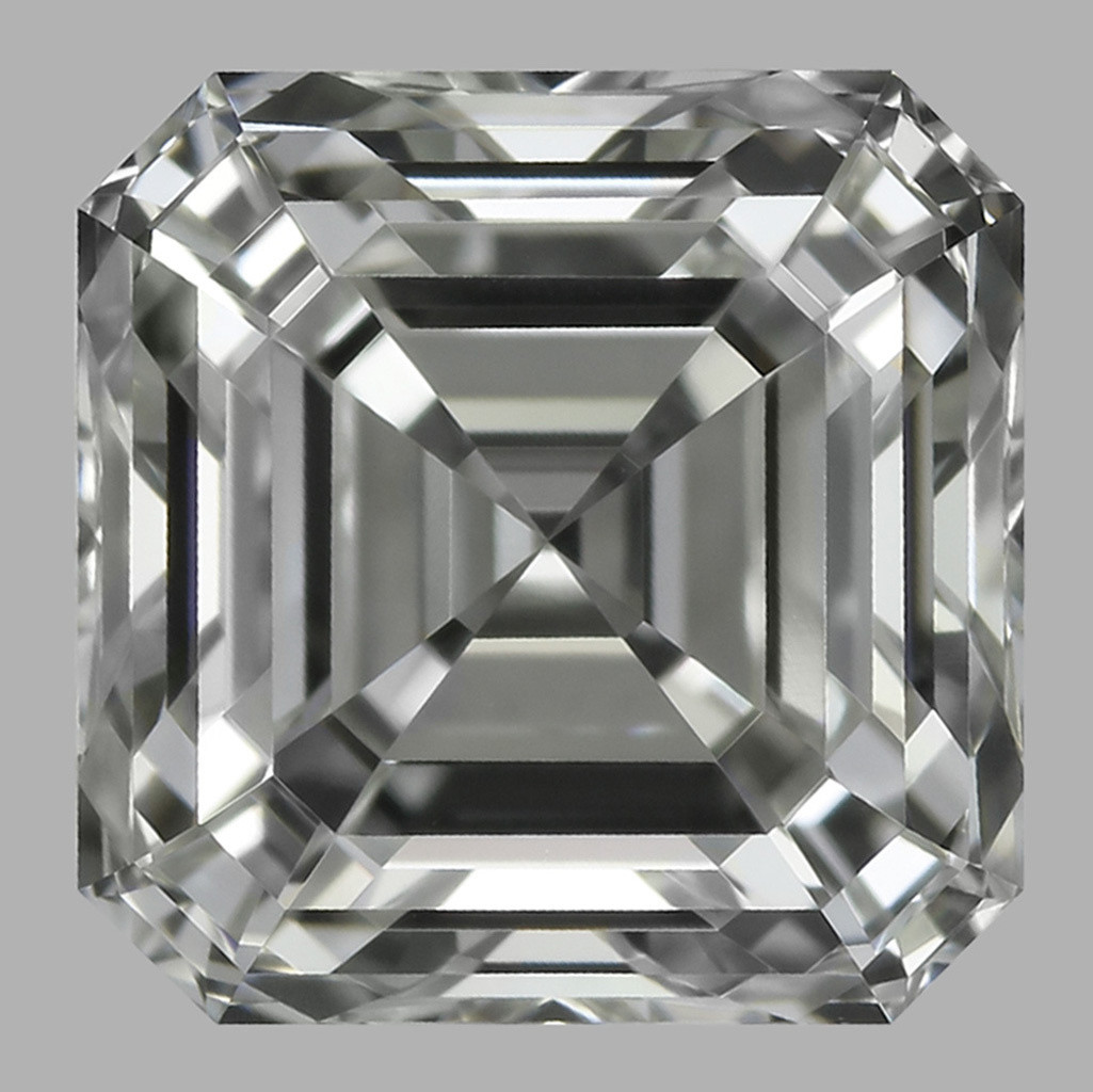 0.90 Carat Asscher Diamond (I/VS1)