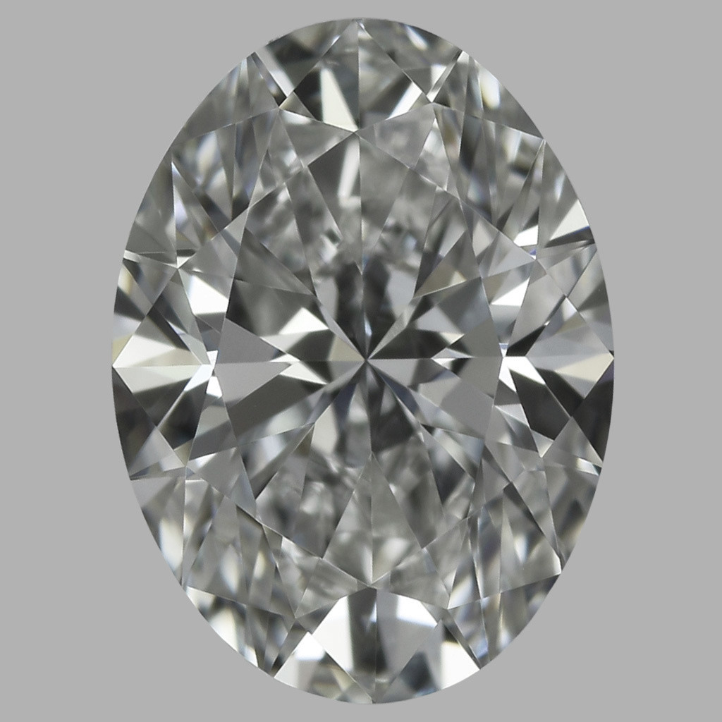 0.80 Carat Oval Diamond (G/IF)