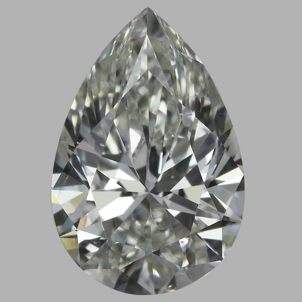 0.75 Carat Pear Diamond (H/VS2)