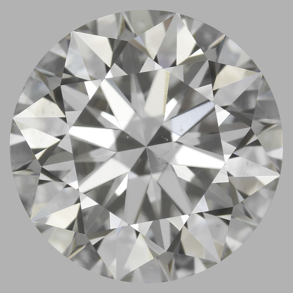 2.02 Carat Round Brilliant Diamond (I/SI1)