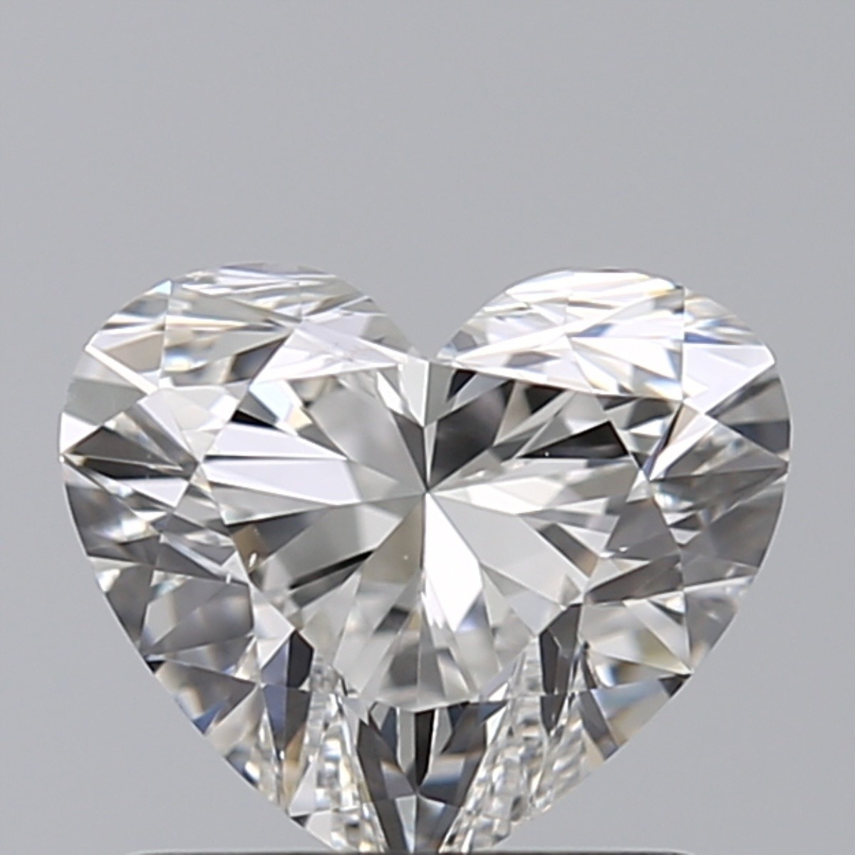 1.00 Carat Heart Diamond (F/VS2)