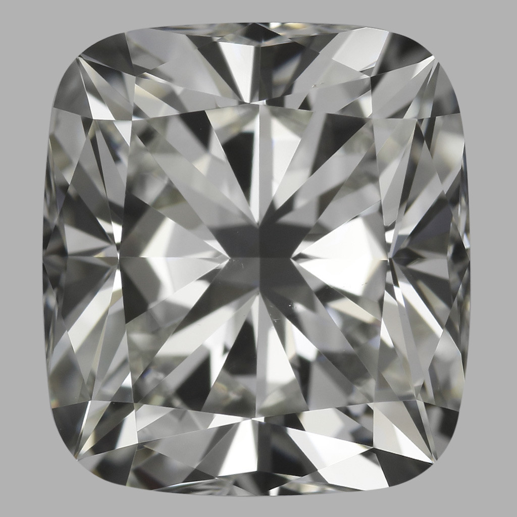 3.24 Carat Cushion Diamond (I/VS1)