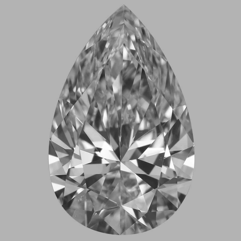 1.59 Carat Pear Diamond (F/VS2)