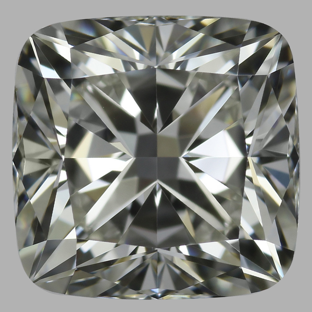 1.57 Carat Cushion Diamond (I/IF)