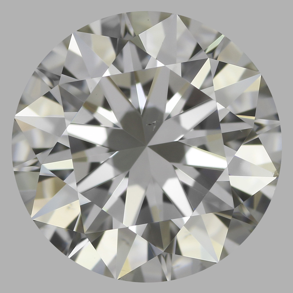1.51 Carat Round Brilliant Diamond (I/VS2)