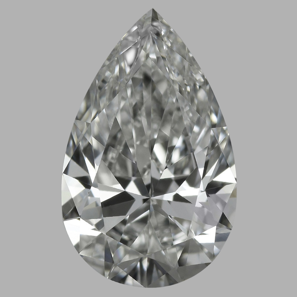 0.84 Carat Pear Diamond (F/IF)