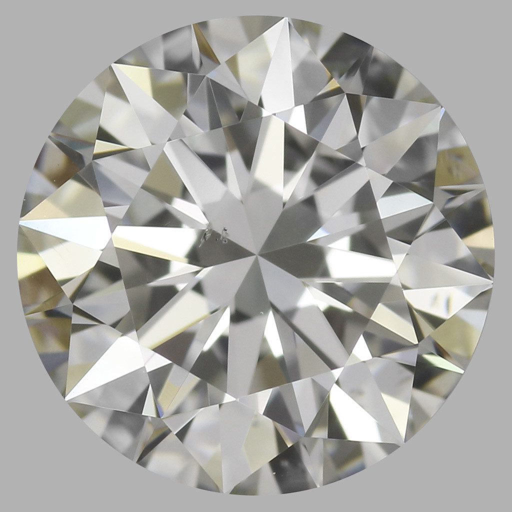 1.01 Carat Round Brilliant Diamond (J/VS2)