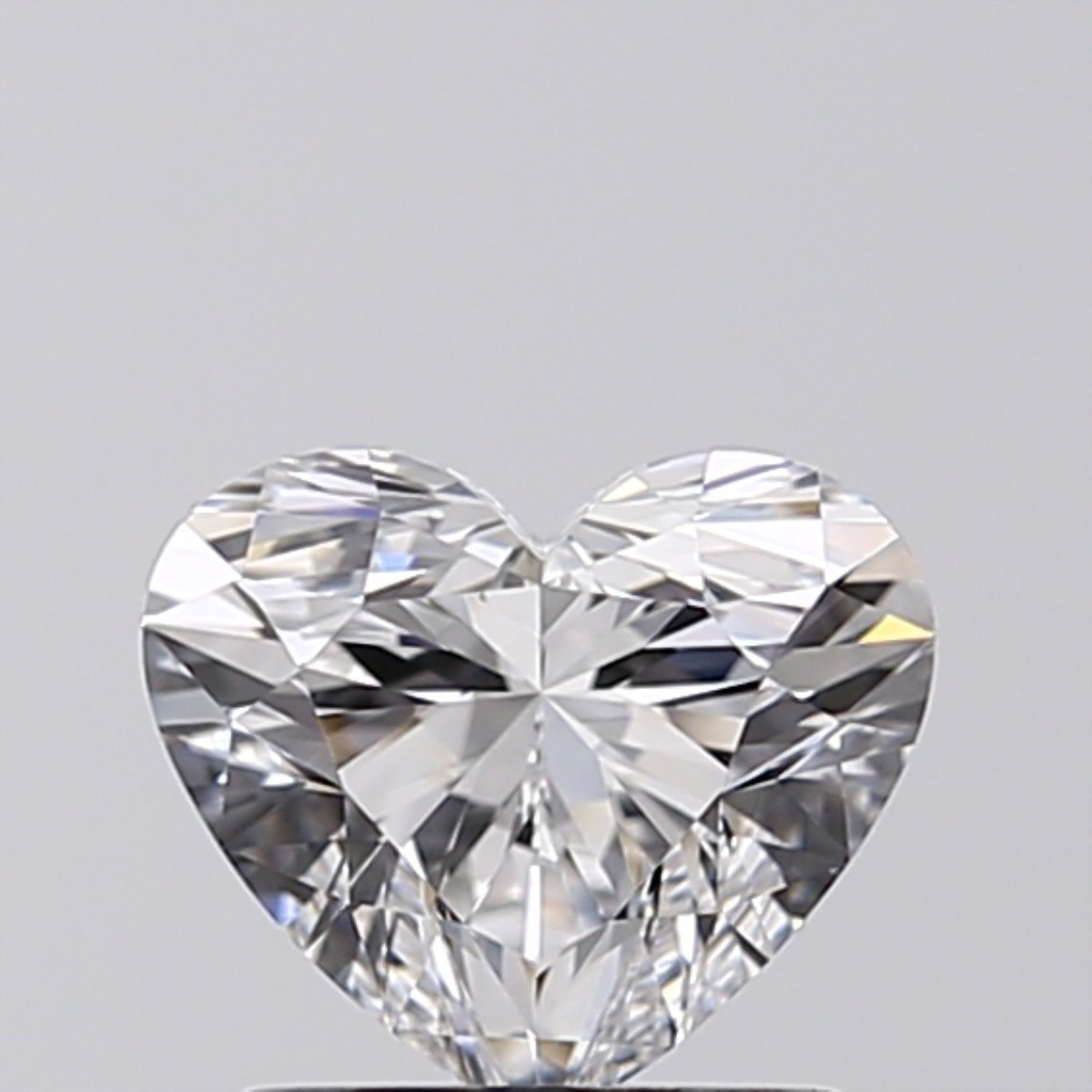 1.01 Carat Heart Diamond (D/VVS2)