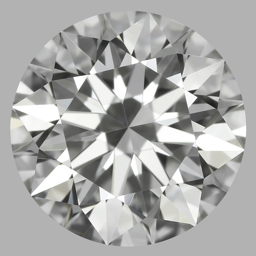 1.06 Carat Round Brilliant Diamond (H/IF)