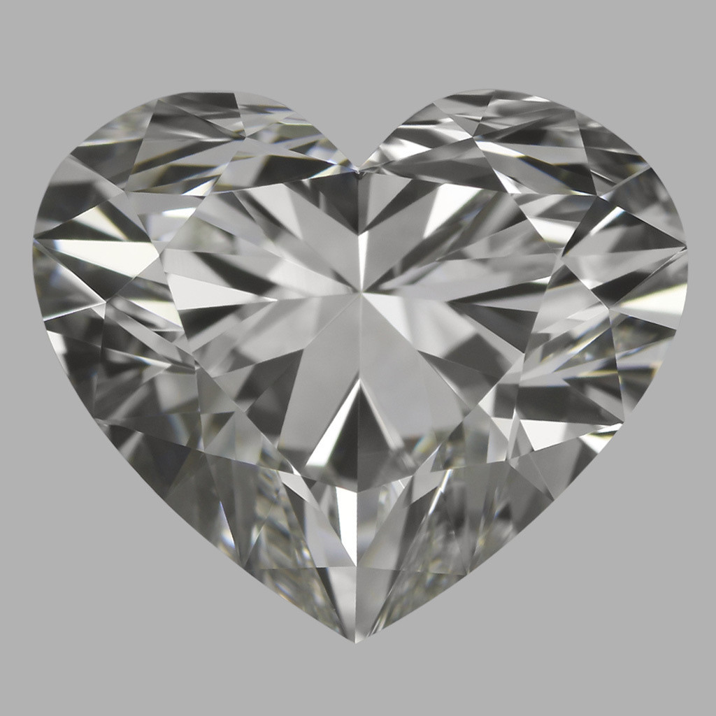 3.03 Carat Heart Diamond (I/VVS2)