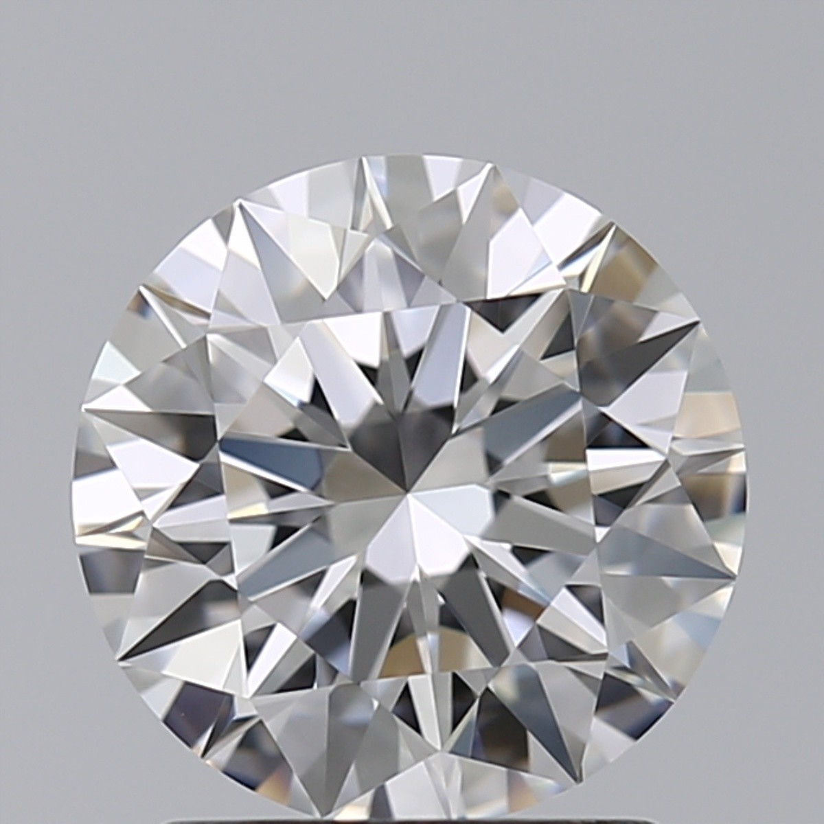 1.52 Carat Round Brilliant Diamond (D/IF)