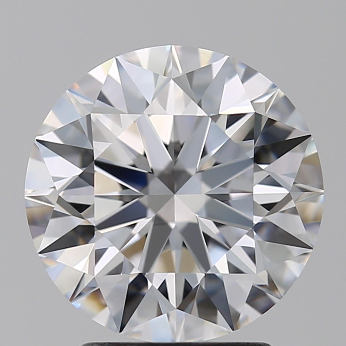 2.70 Carat Round Brilliant Diamond (D/IF)