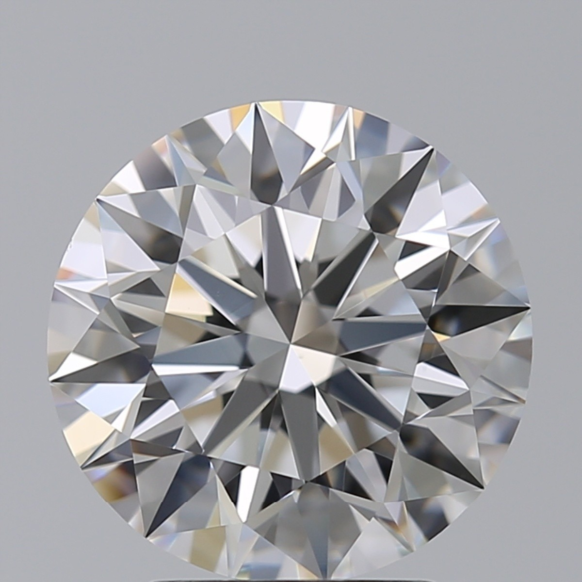 3.01 Carat Round Brilliant Diamond (D/VS1)