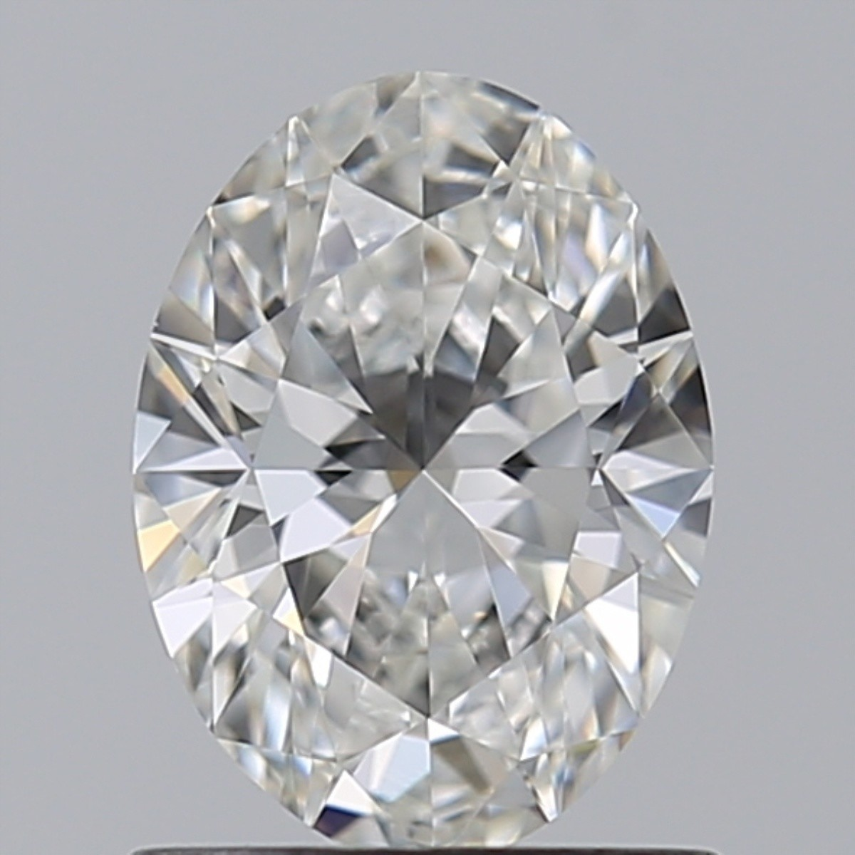 0.80 Carat Oval Diamond (F/VVS2)