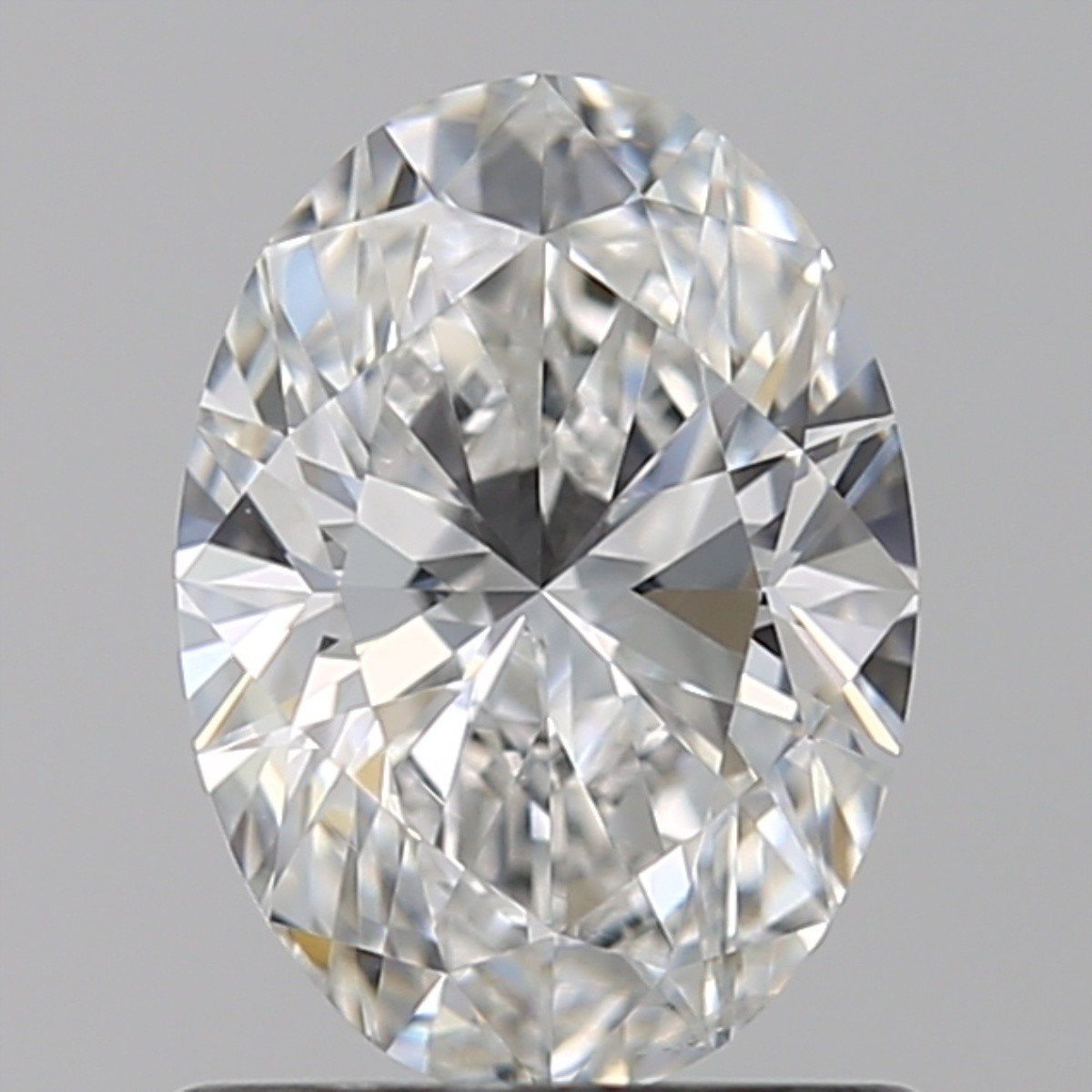 0.90 Carat Oval Diamond (F/SI1)
