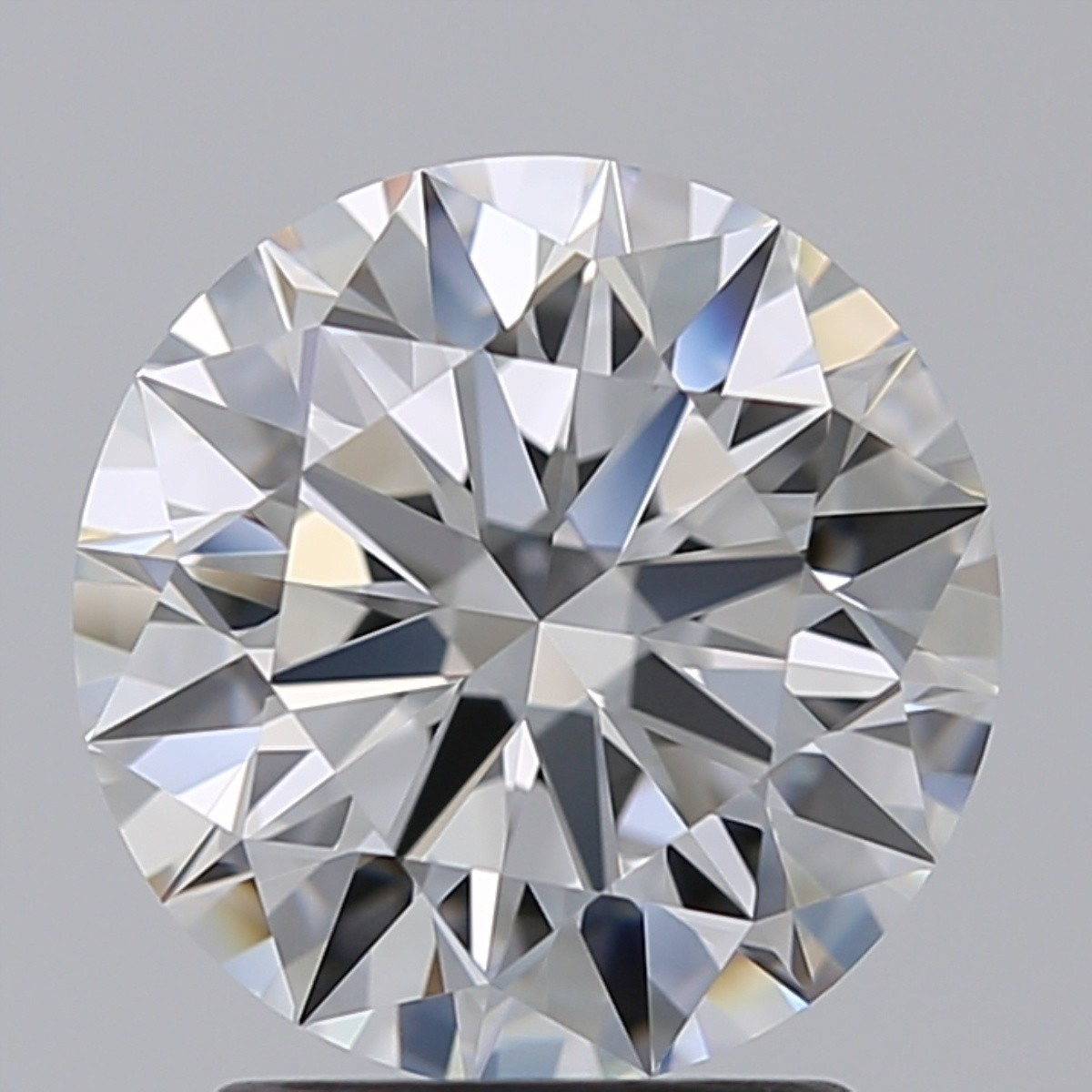 2.01 Carat Round Brilliant Diamond (E/VVS2)