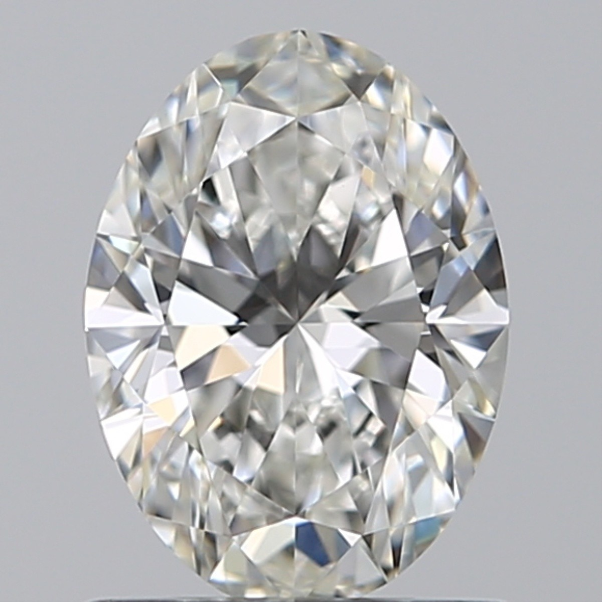 0.81 Carat Oval Diamond (G/VVS2)