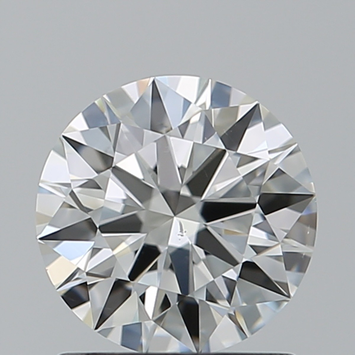 1.01 Carat Round Brilliant Diamond (H/SI1)