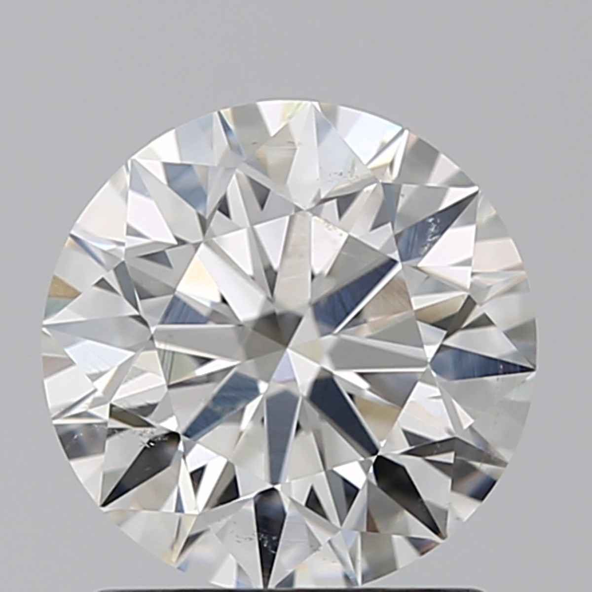 1.29 Carat Round Brilliant Diamond (G/SI1)