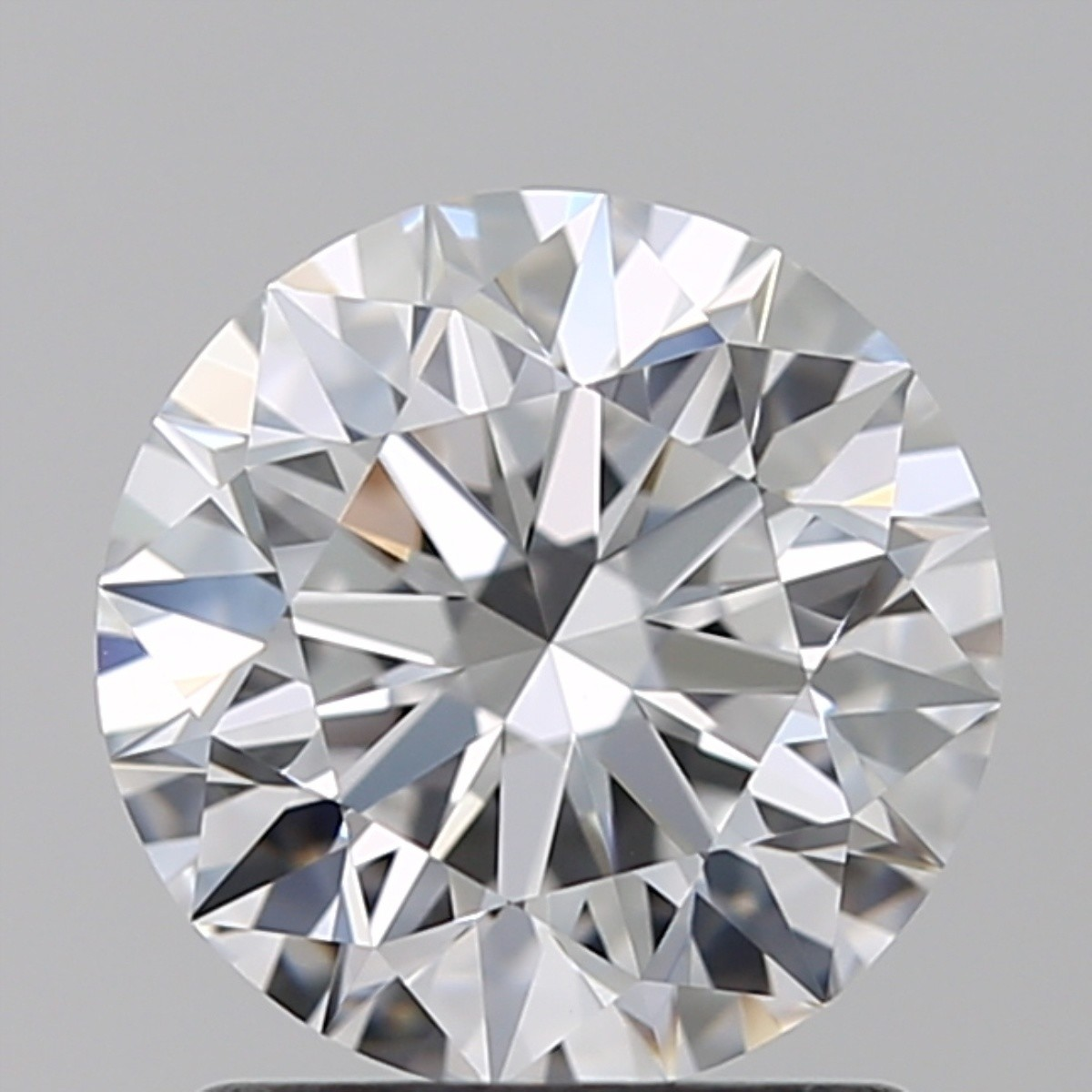 1.31 Carat Round Brilliant Diamond (D/VVS2)